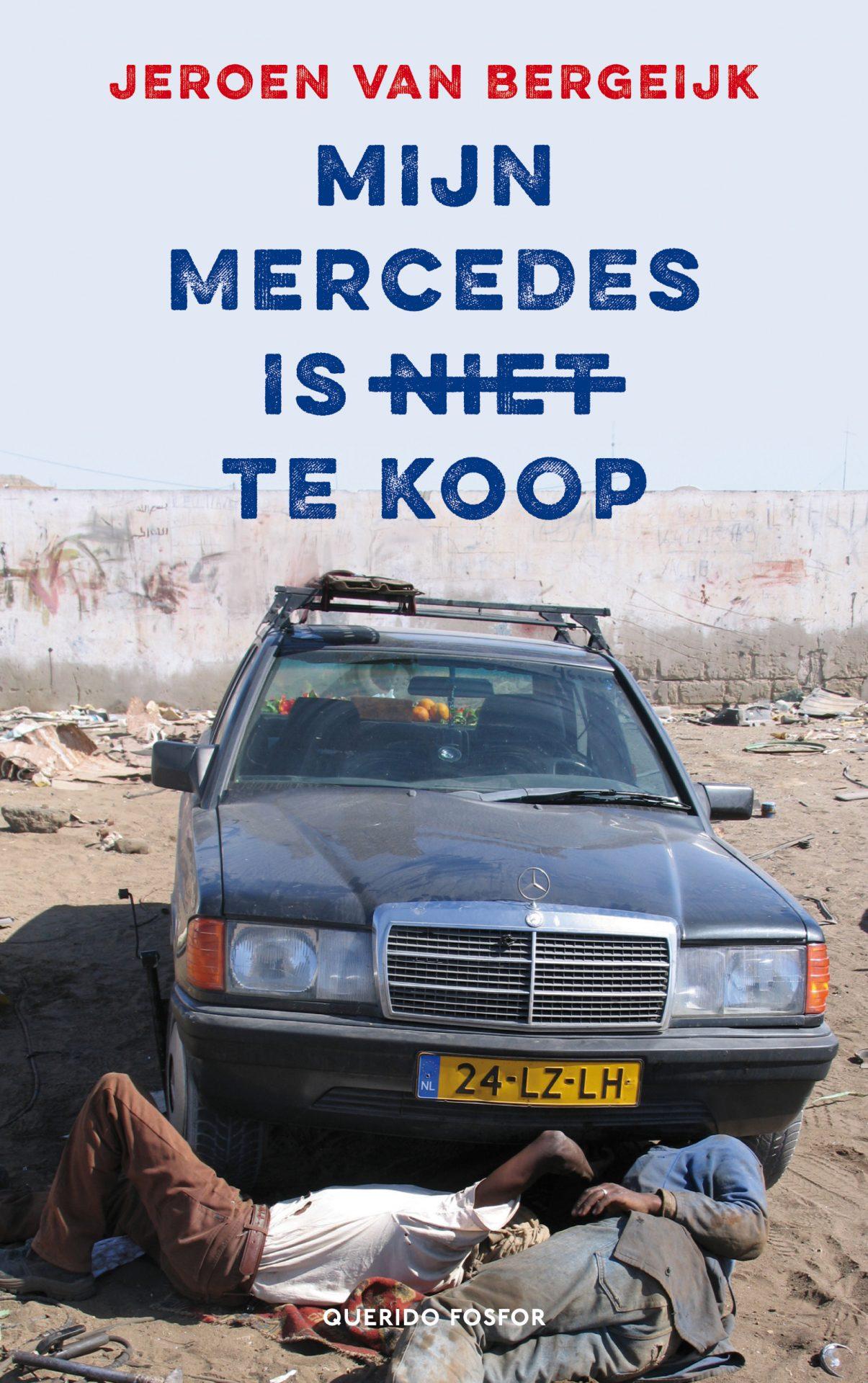 Mijn Mercedes is niet te koop